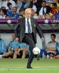 """Foto: Del Bosque: """"Se lo dedico al fútbol español"""" (GETTY)"""