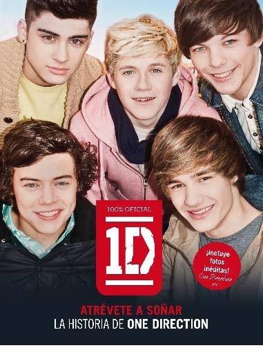 'Atrévete A Soñar', Biografía De One Direction