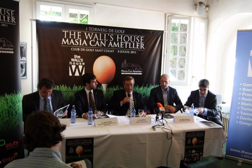 II Torneig de Golf The Wall's house Can Ametller - Resultats