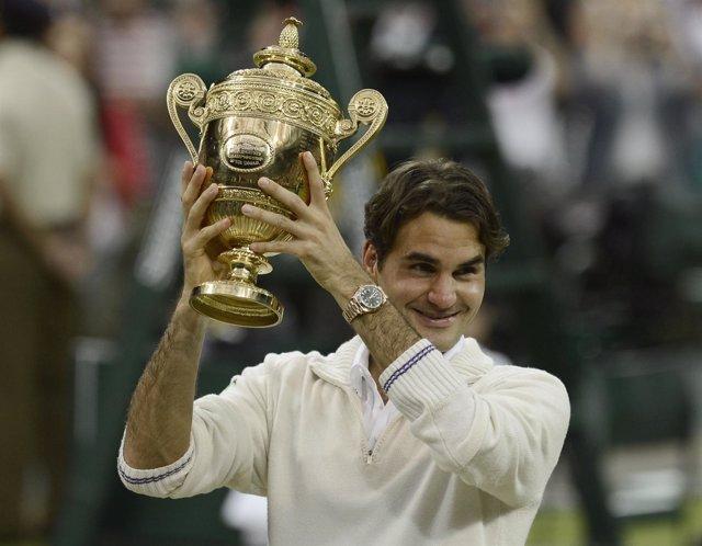 Federer conquista Wimbledon