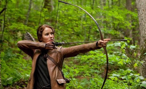 Jennifer Lawrence En 'Juegos Del Hambre'