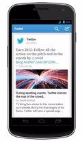 Twitter estrena 'tuits' expandidos en su 'app' para iOS y Android