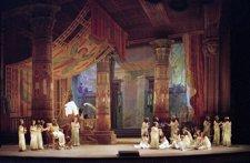 """El Liceu viaja al antiguo Egipto con """"Aida"""""""
