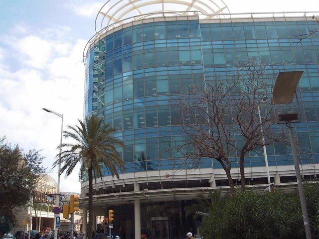 Sede De La Sindicatura De Cuentas De Catalunya En Barcelona