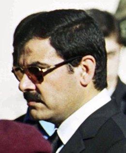 El jefe de la Inteligencia militar y viceministro de Defensa, Assef Shawkat