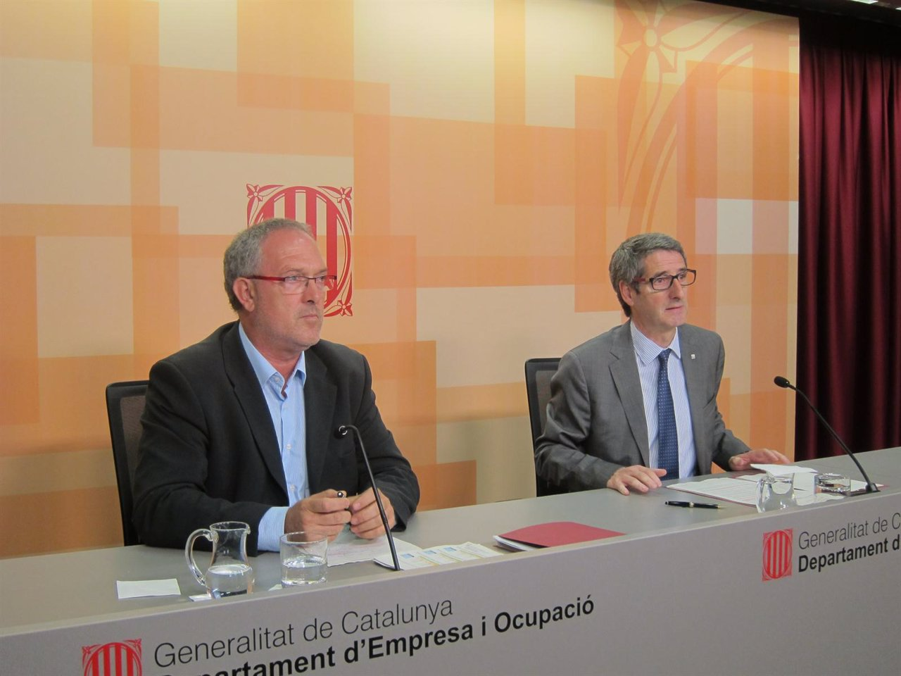 Director General De Relaciones Laborales Del Govern, Ramon Bonastre