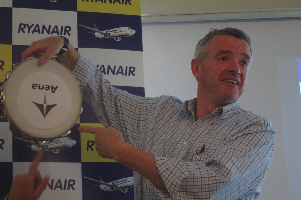 Presidente De Ryanair, O'leary