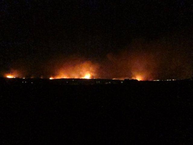 Incendio En El Empordà