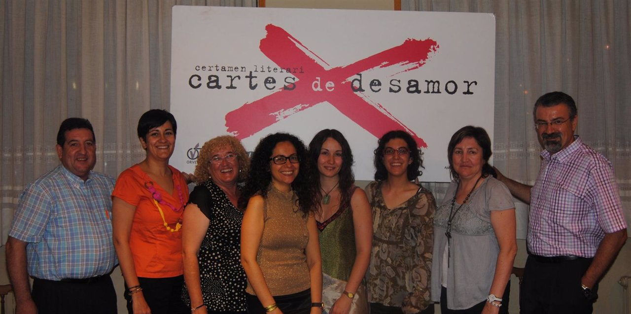 Certamen Literario Cartas De Desamor (Edición 2011)