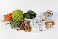 Lácteos, dieta sana, lactosa