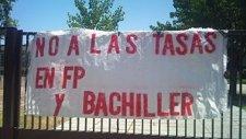 No A Las Tasas En FP Y Bachillerato IES San Blas