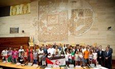Acto de hermanamiento Sahara