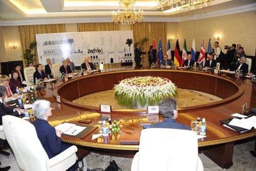 Conversaciones Entre Irán Y El Grupo 5+1