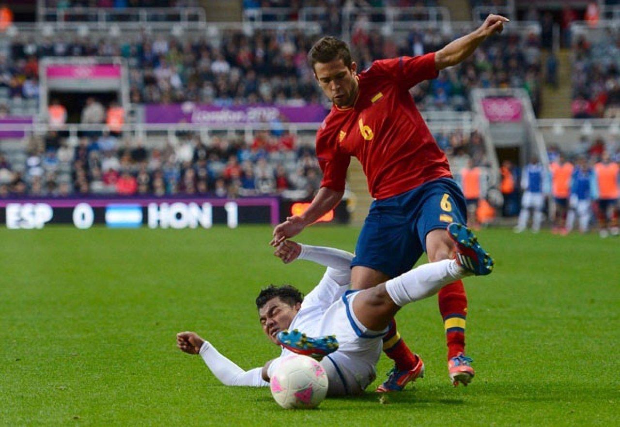 España-Honduras