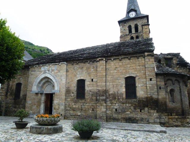 Iglesia De Bossòst