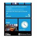 Microsoft y Nokia presentarán lo nuevo de Windows Phone 8 el 5 de septiembre