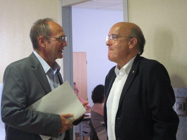 Boi Ruiz Y El Director General De Regulación, Planificación Y Recursos Sanitario