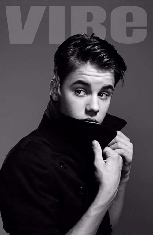 Justin Bieber para Vibe