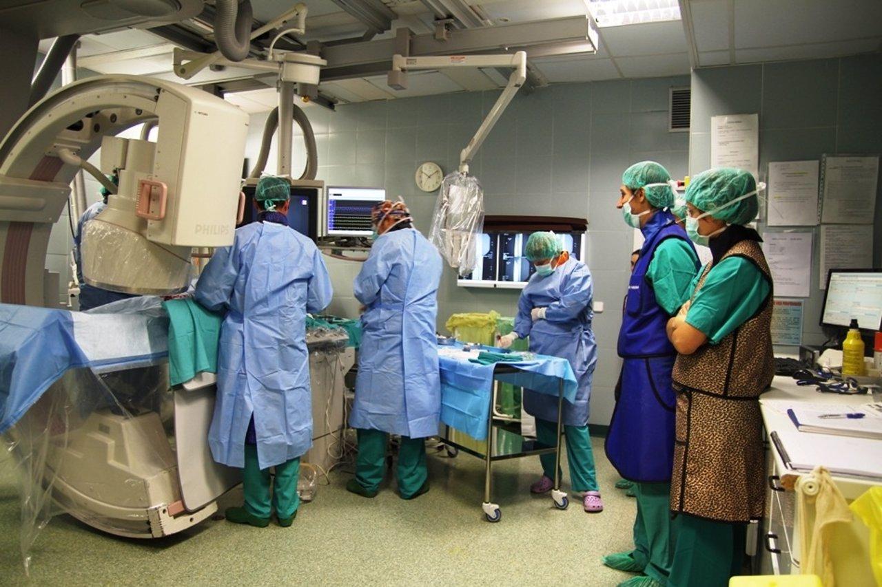 Quirófano Del Hospital Joan XXIII De Tarragona