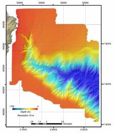 La pesca de arrastre modifica el relieve de los fondos marinos