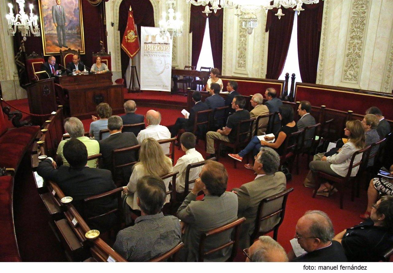 Inauguración Del IX Congreso Internacional De Lengua Española
