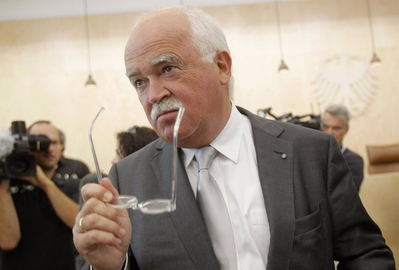 Peter Gauweiler, diputado alemán euroescéptico