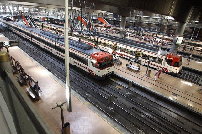 Estación de Atocha Renfe