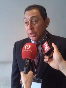 El Ministro De Gobernación De Guatemala, Mauricio López Bonilla