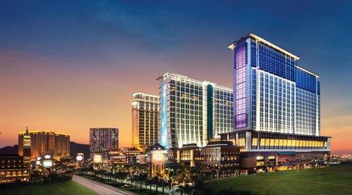 Hotel Vegas Sands Macao