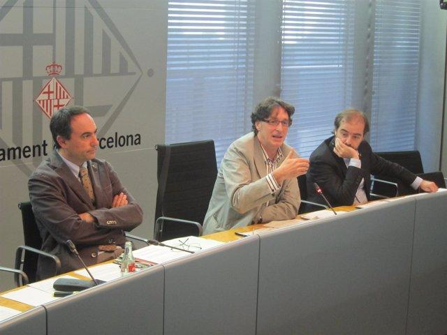 J.Ciurana, J.Portabella (Upb) Y G.Ardanuy