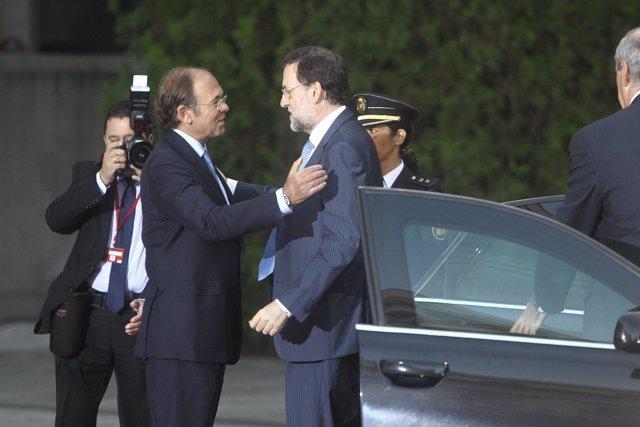 Rajoy en la conferencia de presidentes