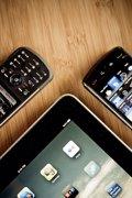 La alta competencia en el mercado móvil plantea un dilema para los editores web