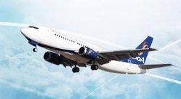 Avión de BoA