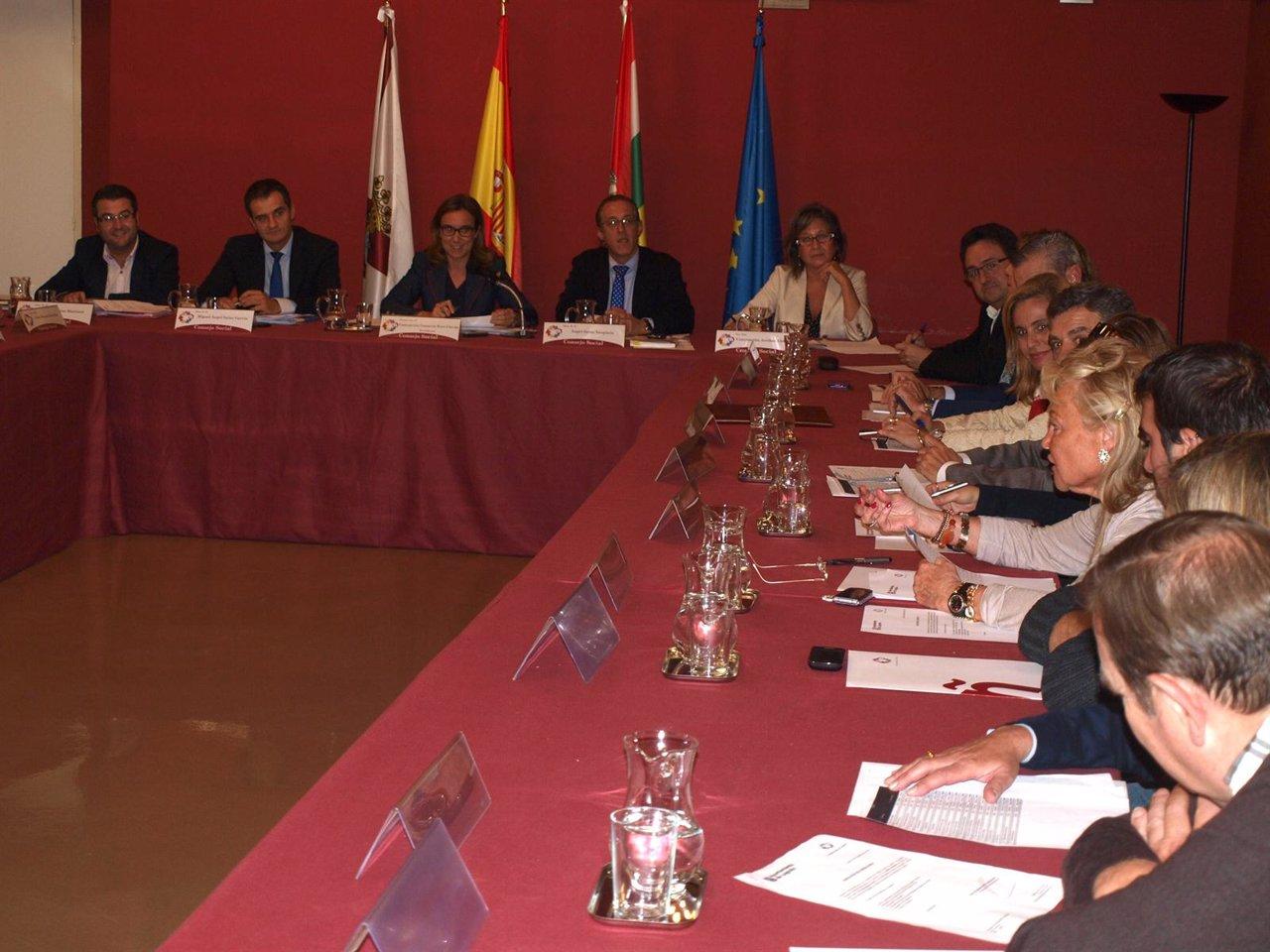 Consejo Social del Ayuntamiento de Logroño