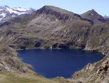 El Lago Redó, Uno De Los Estudiados En El Trabajo
