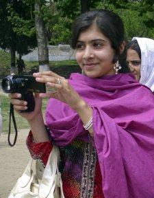 Malala Yousufzai, activista de 14 años herida en Pakistán