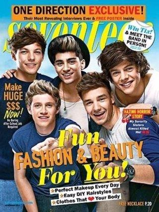 One Direction para Seventeen