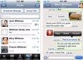 Whatsapp sigue siendo el rey en iPhone