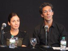 Arantxa Sagardoy y José Carlos Martínez