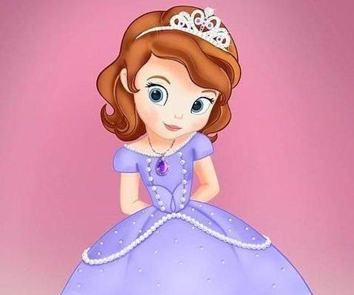 Sofía, la nueva princesa Disney