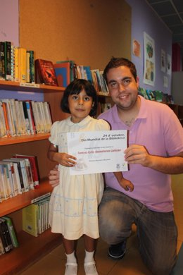 Lectora Más Frecuente De La Biblioteca Infantil De Burjassot, Con Cuatro Años