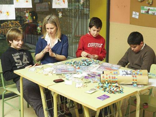 Jeannie Pascual niños autismo AMIBOLA
