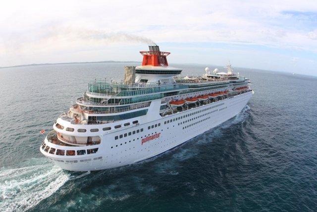 Crucero Pullmantur