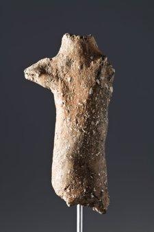 La estatua humana de cerámica más antigua de la península Ibérica