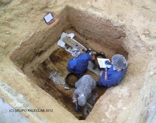 Busqueda De José Celda En Fosa De Paterna, Exhumación  (Valencia)