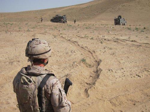 Tropas Españolas En Afganistán.