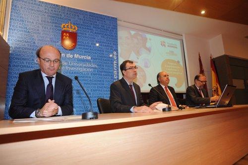 Presentación de 2ª convocatoria del 'Fondo de Emprendedores Fundación Repsol'