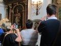 La lotería con el 'eccehomo' de Borja se agota en doce días