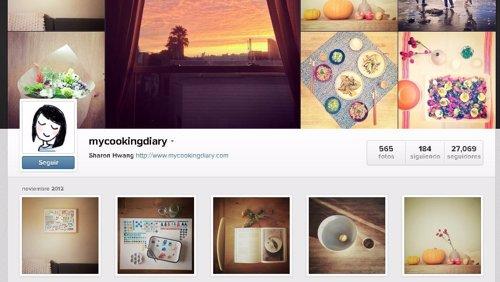 Recurso web Instagram