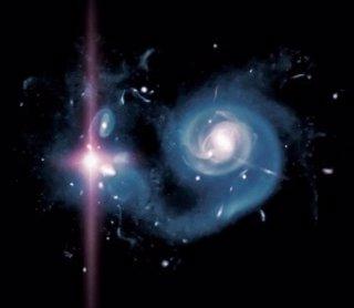 Simulación de una supernova